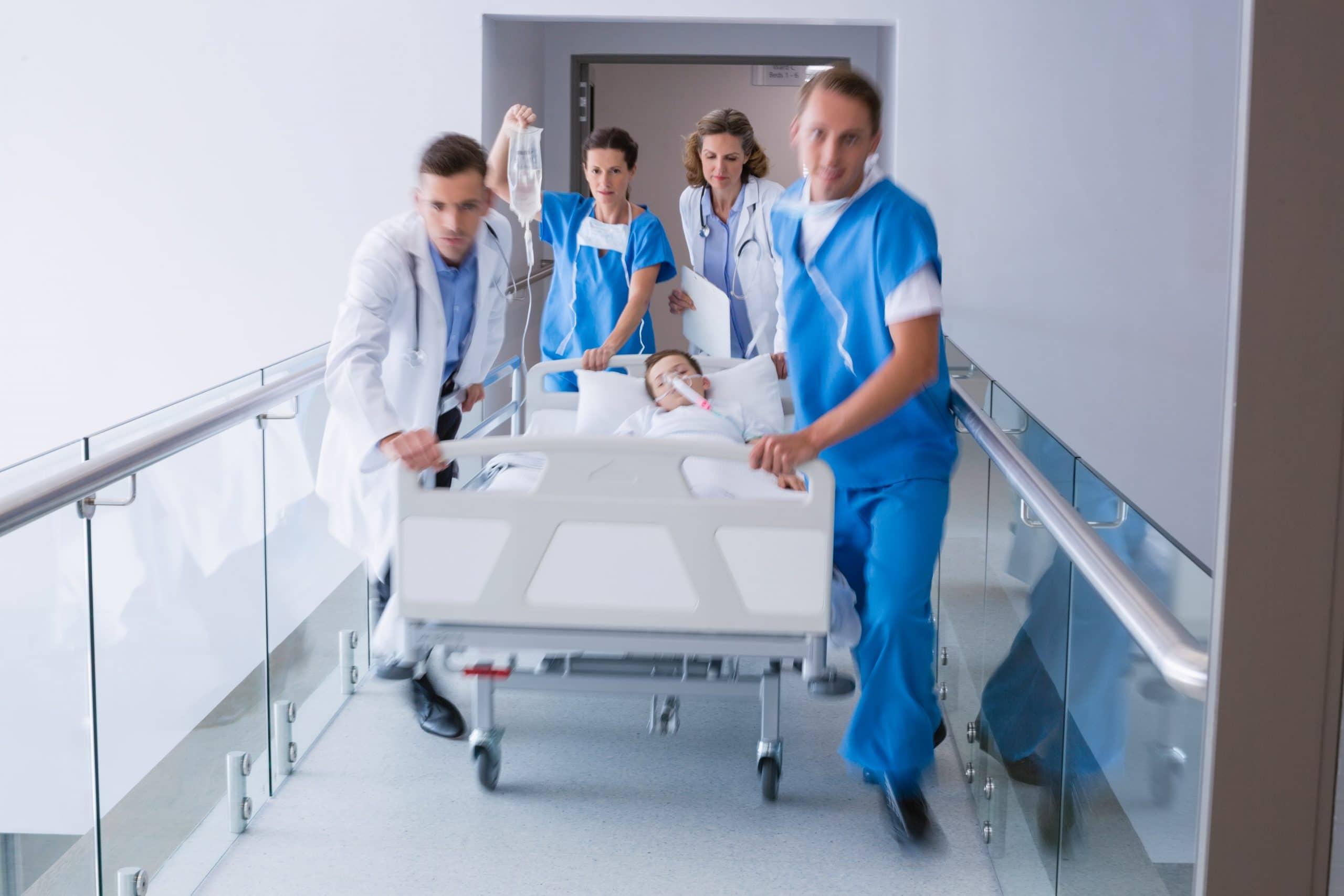Assistance médicale dans le monde entier.