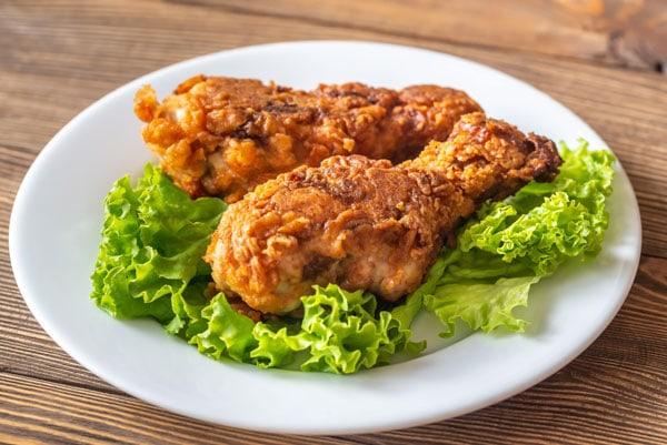 REPAS TRADITIONNEL KFC